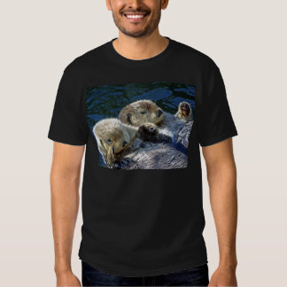 Sea-otters Tee Shirts