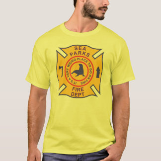 Sea Parks Fire Department T-Shirt