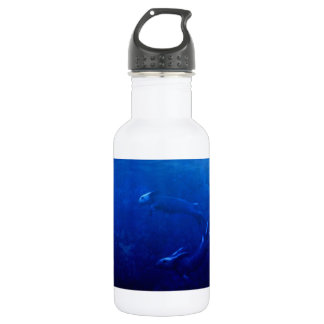 Sea Rabbits Dance Beneath the Waves 532 Ml Water Bottle