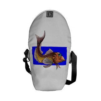 Sea Robin Courier Bag