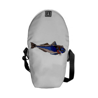 Sea Robin Courier Bags