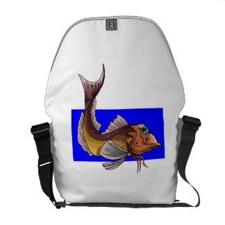 Sea Robin Messenger Bags