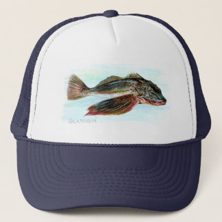 Sea Robin Trucker Hat
