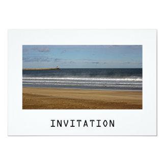 Sea, Sand and Sky Invitation
