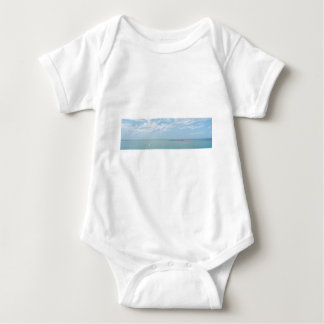 sea scape coming home baby bodysuit