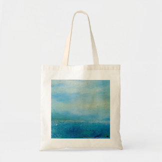 Sea Scape, South Coast Tote Bag