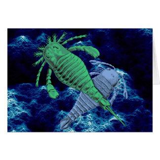 Sea Scorpions Cards