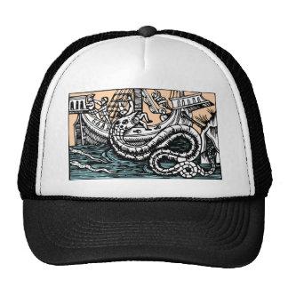 Sea Serpent Hat