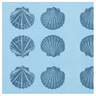 Sea Shell Fabric