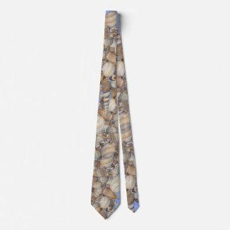 Sea Shell Necktie