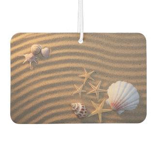 Sea Shells And Starfish Car Air Freshener