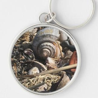 Sea Shells Key Ring