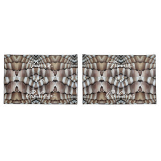 Sea Shells Romantic Beach Summer Elegant Pattern Pillowcase
