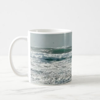 Sea Sick Ocean Waves Mug