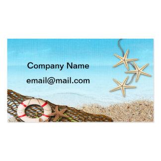 Sea Side Business Card