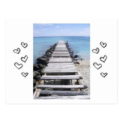 Sea Side Few Post Cards
