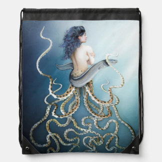Sea Sisters - Callisto Drawstring Bag