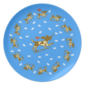 Sea Smile Plate