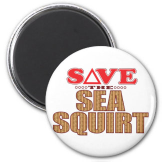 Sea Squirt Save Magnet