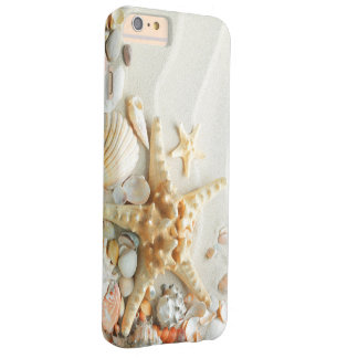 Sea star barely there iPhone 6 plus case