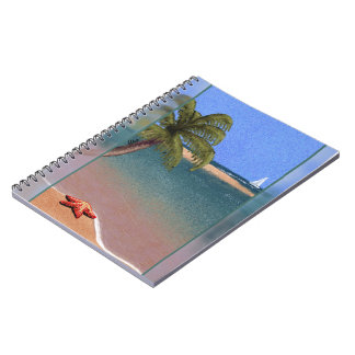 Sea Star Tropics (Journal) Notebooks