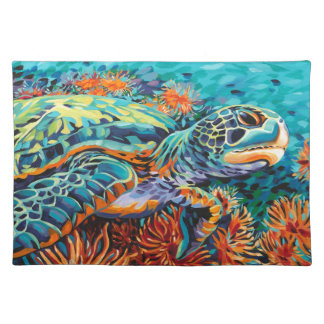 Sea Sweetheart I Placemat