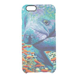 Sea Sweetheart II Clear iPhone 6/6S Case