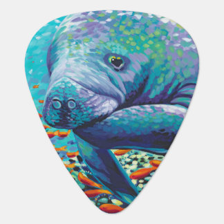 Sea Sweetheart II Guitar Pick