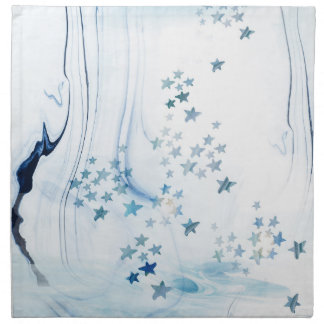 Sea theme cloth napkin