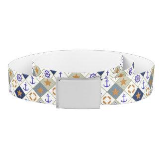 Sea Theme Pattern 2 Belt