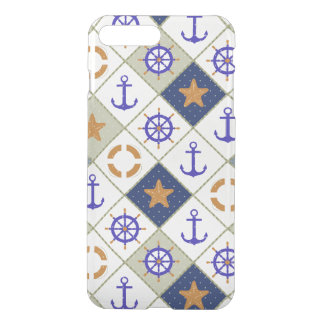 Sea Theme Pattern 2 iPhone 8 Plus/7 Plus Case