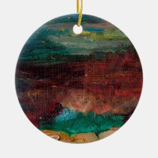 Sea Treasure Christmas Ornament