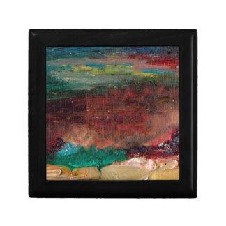 Sea Treasure Small Square Gift Box