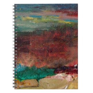 Sea Treasure Spiral Notebook