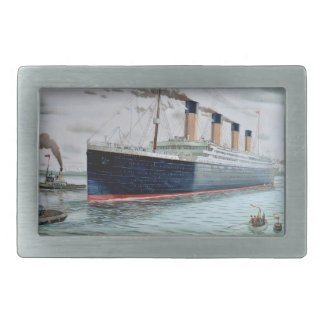 Sea Trials of RMS Titanic Belt Buckle