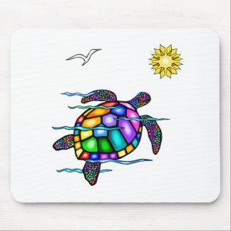 Sea Turtle #1 Mouse Mat