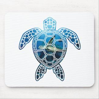 sea turtle-2 mouse mat