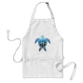 sea turtle-2 standard apron