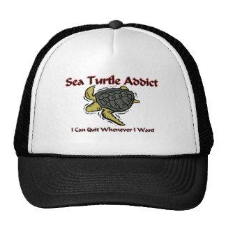 Sea Turtle Addict Cap