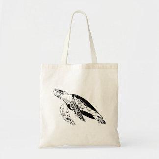 Sea Turtle Canvas Bags