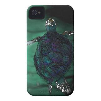 Sea turtle Blackberry Bold Case
