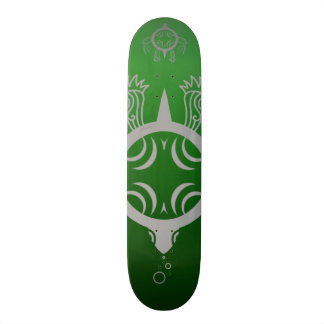 Sea Turtle Bubbles Skate Board Decks