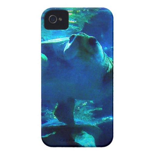 Sea Turtle iPhone 4 Case-Mate Cases