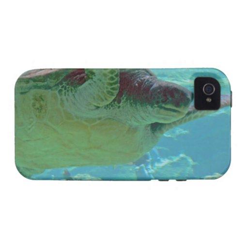 Sea Turtle iPhone 4/4S Cover