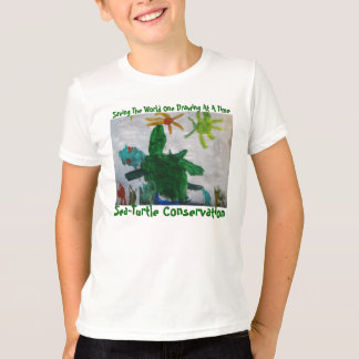 Sea-Turtle Conservation T-Shirt