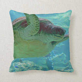 Sea Turtle Cushion