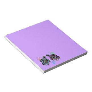 Sea Turtle Glow Notepad