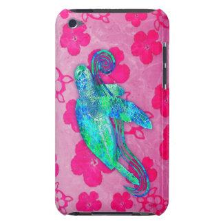 Sea Turtle Graphic iPod Case-Mate Cases