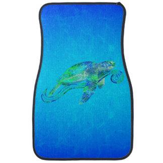 Sea Turtle Graphic Floor Mat