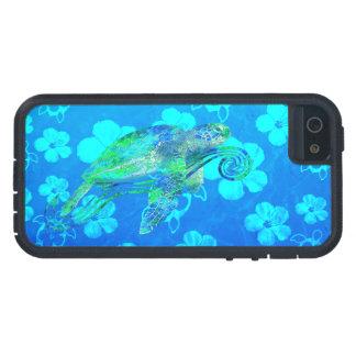 Sea Turtle Graphic iPhone 5 Case